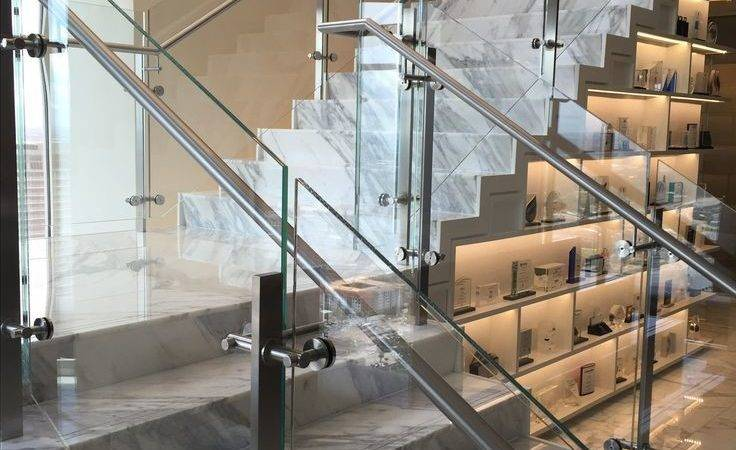 Best Glass Railing Ideas Pinterest Stair