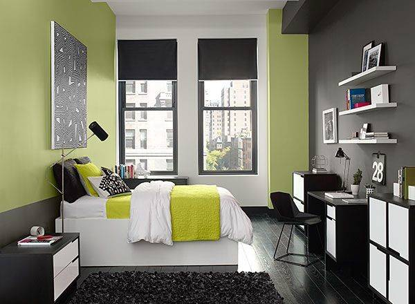 Best Green Gray Ideas Pinterest