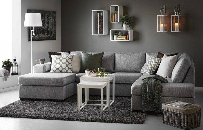 Best Grey Sofa Decor Ideas Pinterest Living Room