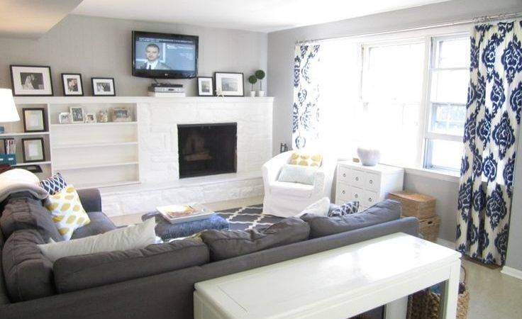 Best Grey White Curtains Ideas Pinterest
