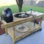 Best Grill Table Ideas Pinterest Bbq