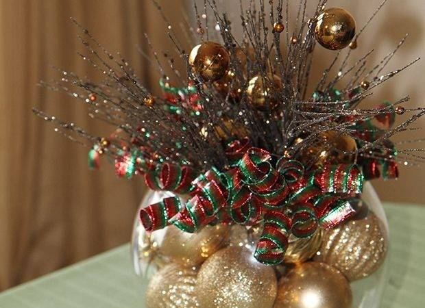 Best Holiday Centerpieces Ideas Pinterest