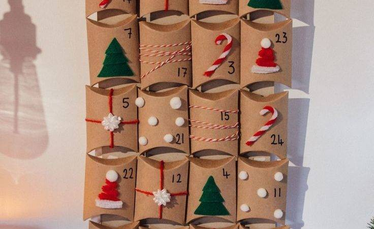 Best Homemade Advent Calendars Ideas Pinterest