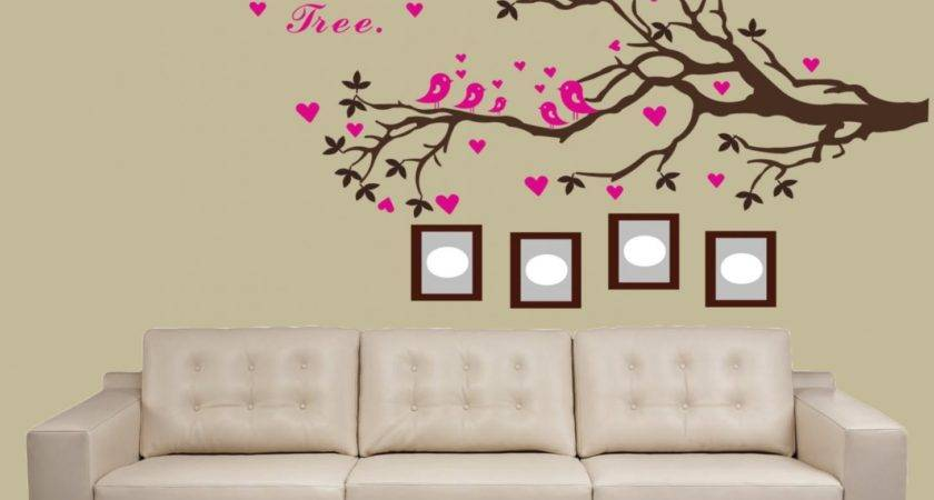 Best Ideas Tree Wall Art
