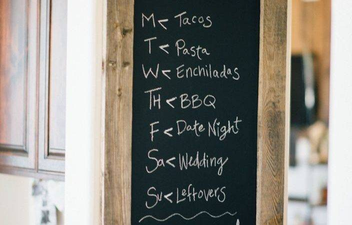 Best Kitchen Chalkboard Walls Ideas Pinterest