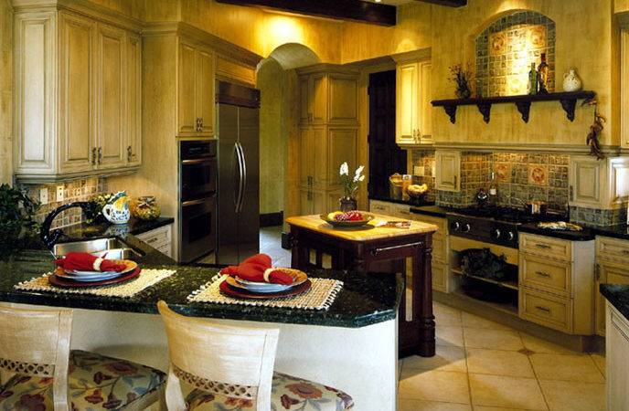 Best Kitchen Decorating Ideas Themes Modern Kitchens