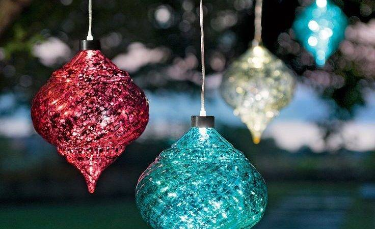 Best Large Outdoor Christmas Ornaments Ideas