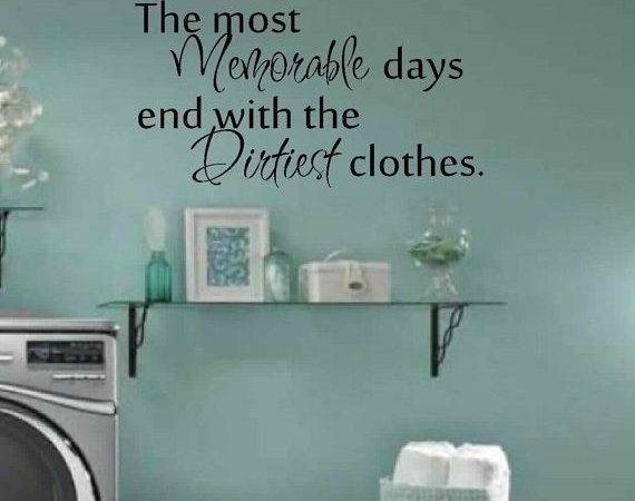 Best Laundry Room Decals Ideas Pinterest Landry