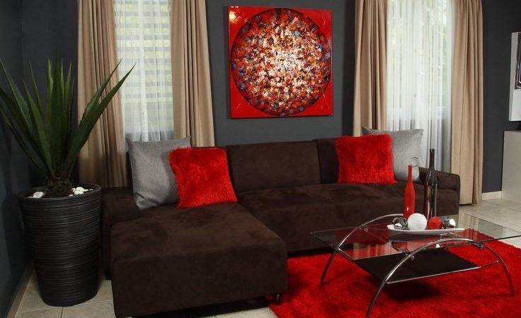 Best Living Room Red Ideas Only Pinterest