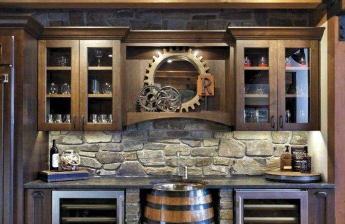 Best Man Cave Bar Ideas Pinterest Mancave