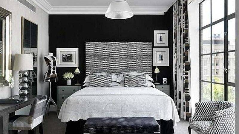 Best Modern Black White Bedrooms Ideas Your Dream Home