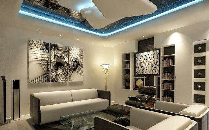 Best Modern False Ceiling Designs Living Room Interior