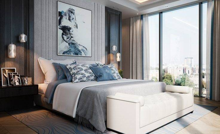 Best Modern Luxury Bedroom Ideas Pinterest