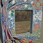 Best Mosaic Mirrors Ideas Pinterest Wall