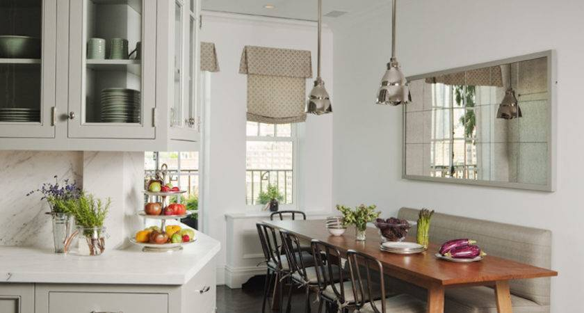 Best Narrow Dining Table Small Room