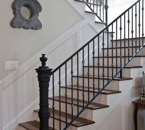 Best New Stair Rail Pinterest Banisters