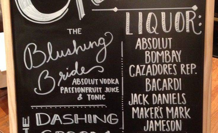 Best Open Bar Wedding Ideas Pinterest Diy