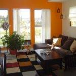 Best Orange Living Rooms Ideas Only Pinterest