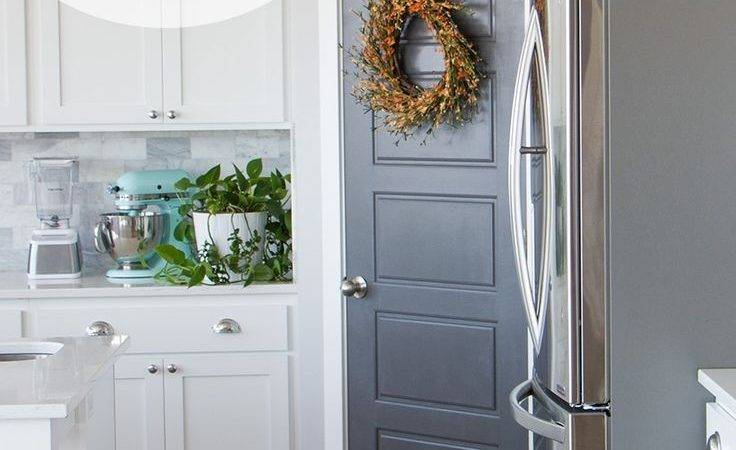 Best Painted Pantry Doors Ideas Only Pinterest