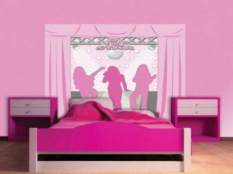 Best Pink Color Girl Bedroom Your Dream Home