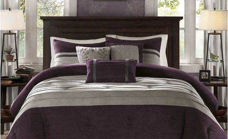 Best Plum Bedding Ideas Pinterest Bedroom