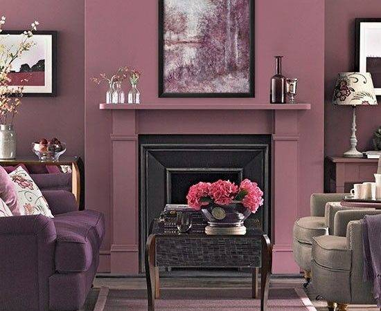Best Plum Living Rooms Ideas Pinterest Blue
