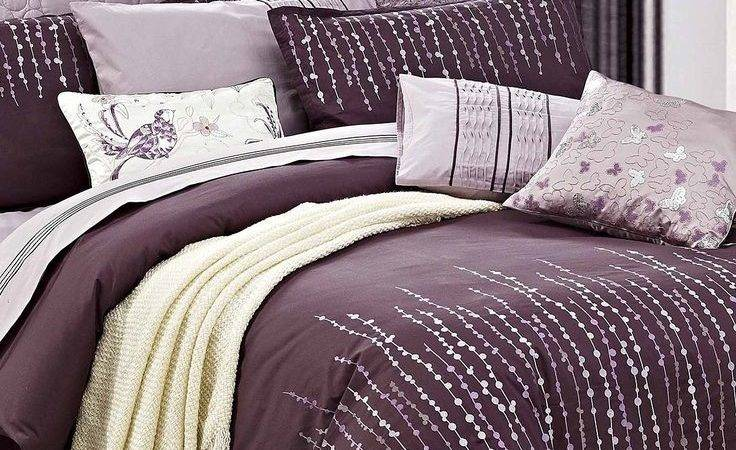 Best Purple Bedding Sets Ideas Pinterest