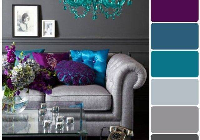 Best Purple Gray Bedroom Ideas Pinterest Color