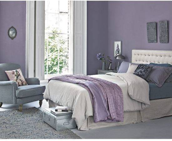 Best Purple Grey Rooms Ideas Pinterest