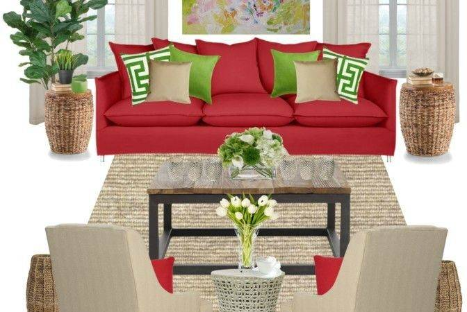 Best Red Couch Decorating Ideas Pinterest