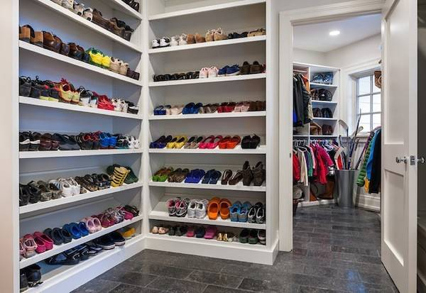 Best Shoe Storage Solutions Small Rooms