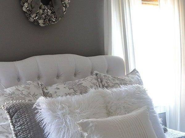 Best Silver Bedroom Decor Ideas Pinterest White