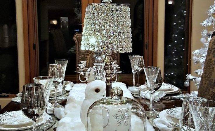 Best Silver Christmas Ideas Pinterest