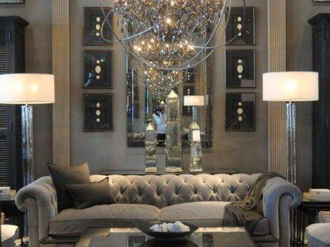 Best Silver Living Room Ideas Pinterest