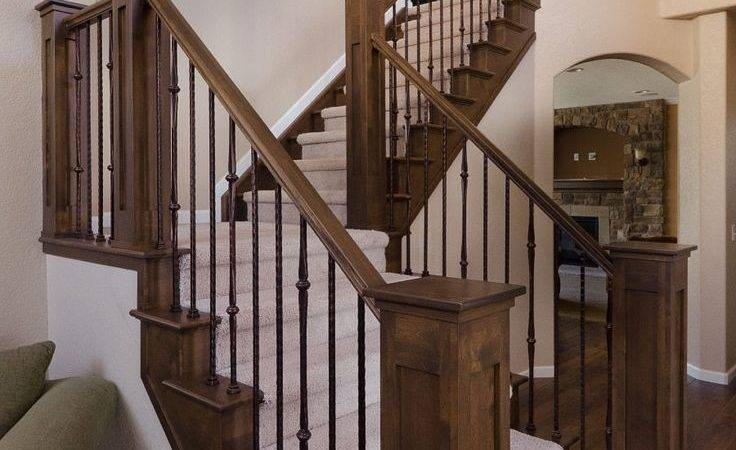 Best Stair Railing Ideas Pinterest Case