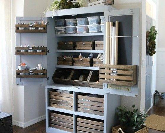 Best Standing Pantry Ideas Pinterest