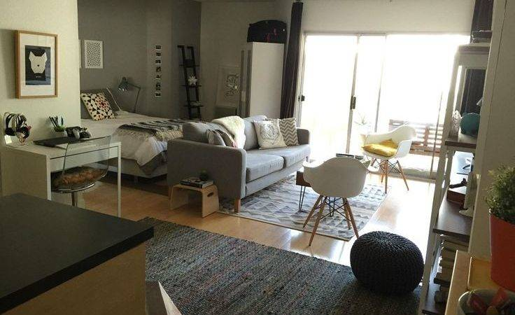 Best Studio Apartment Furniture Ideas Pinterest