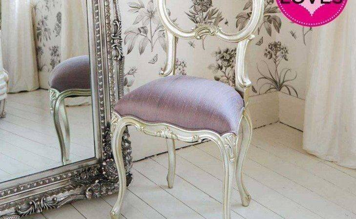 Best Sylvia Silver French Bedroom Furniture