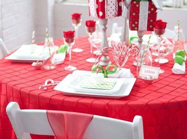 Best Table Decorations Christmas Ideas