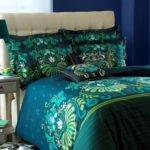 Best Teal Bed Ideas Pinterest Bedding