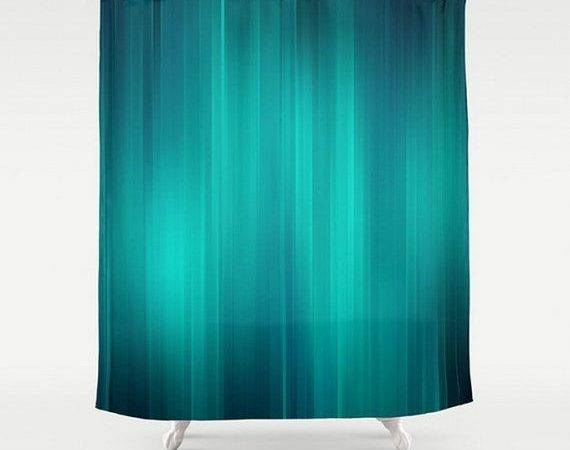 Best Teal Shower Curtains Ideas Pinterest