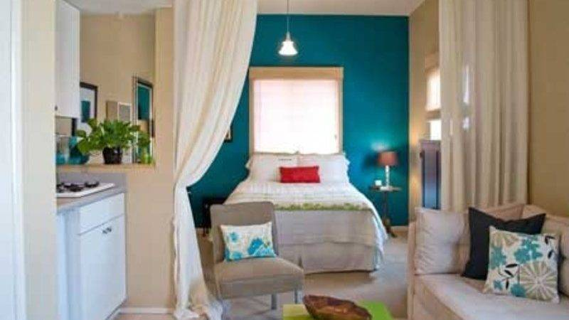 Best Tips Decorating Small Studio Apartment