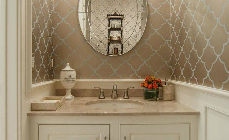 Best Top Small Powder Room Paint Ideas