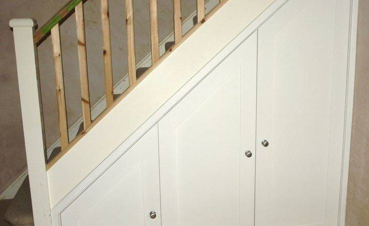 Best Under Stair Storage Ideas Pinterest