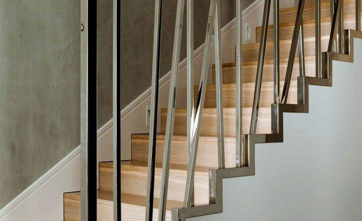 Best Wood Stair Handrail Ideas Pinterest