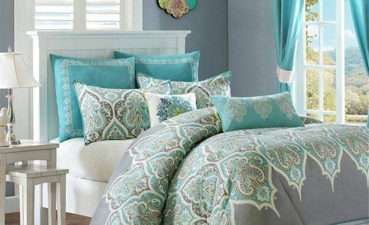Best Yellow Comforter Set Ideas Pinterest