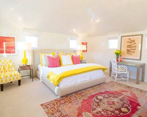 Best Yellow Pink Design Ideas Remodel Houzz