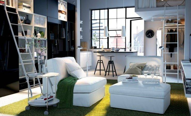 Big Design Ideas Small Studio Apartments