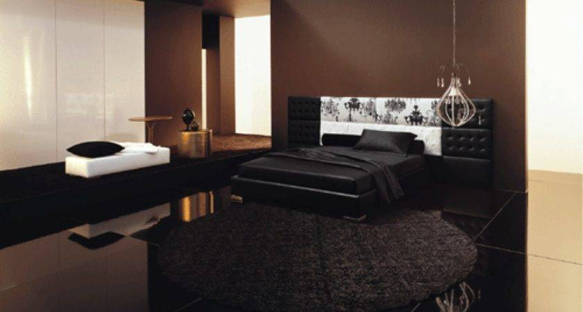 Black Brown Bedroom Real Estate