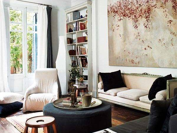 Black Floors Carbets Interior Decorating Terms